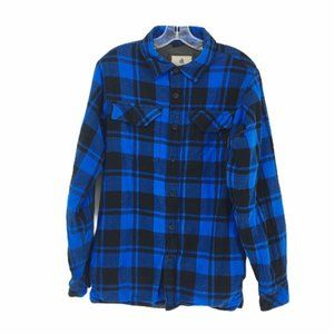 Legendary Whitetails Plaid Flannel Thermal Lined S